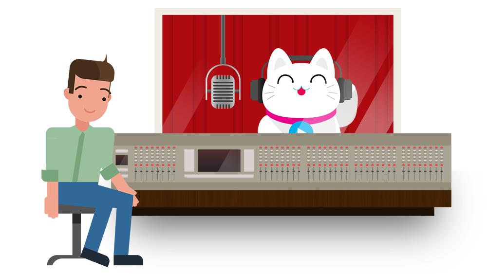 Professional Audio for Explainer Videos