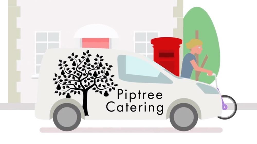 Piptree Catering Social Media Video